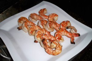 Grilled-Shrimp-on-the-BBQ