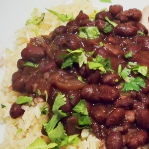 Black Beans for Facebook