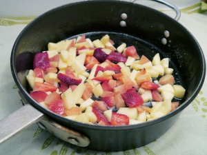 Fruit-in-the-pan