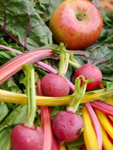 Rainbow-Chard-apple-and-radish