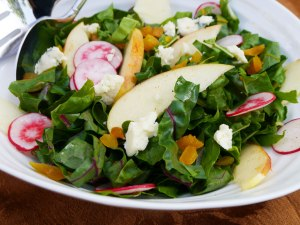 Rainbow-chard-salad-with-radishes