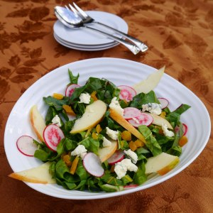 Rainbow-chard-salad