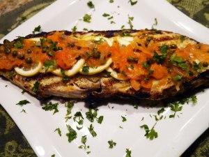 Tomato-Caper-Sauce-on-Fish